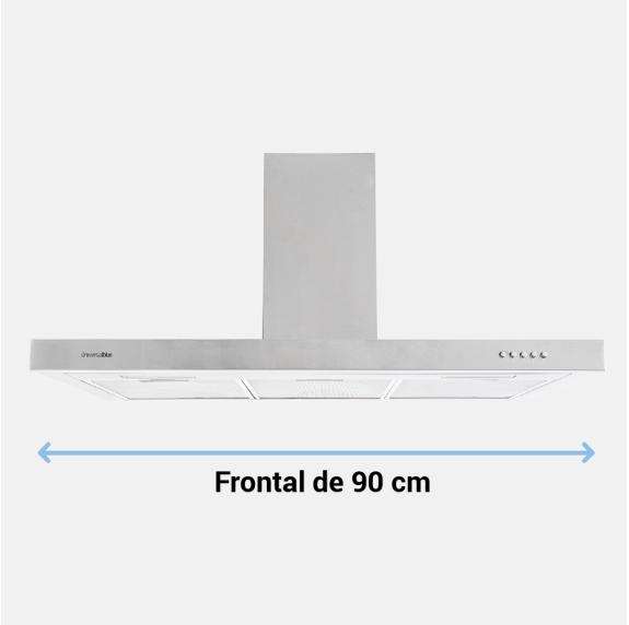KENIA 3090 Campana en T 90 cm