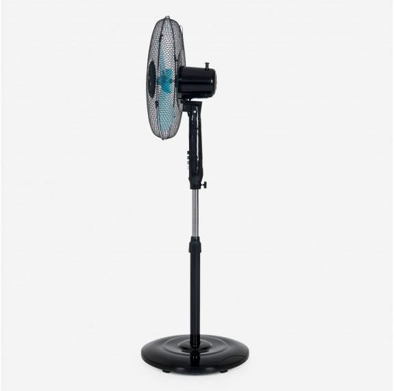 ZERMATT 3045 B Ventilador de pie negro 45W
