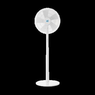 ZERMATT Ventilador de pie silencioso con una potencia de 55W con control remoto