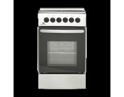 Cocina de horno eléctrico inoxidable