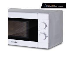 WAVECHEF LAREDO Microondas sin grill 20 litros en blanco