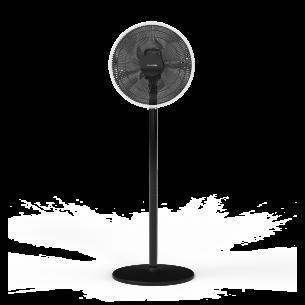 ZERMATT 2045 Ventilador pie base redonda