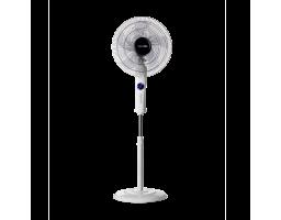 Ventilador de pie inox con una potencia de 50W