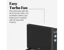 MIRAMAR 2020 Convector de turbo 2000W