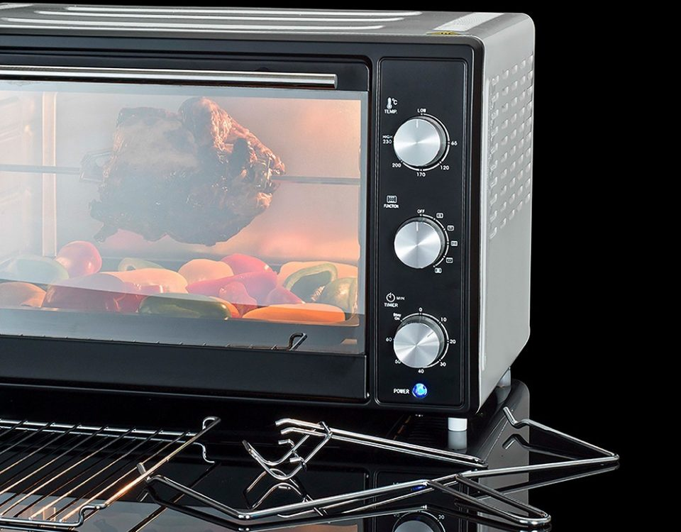 Mini hornos Eléctricos para la Cocina