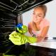 limpiar correctamente el horno