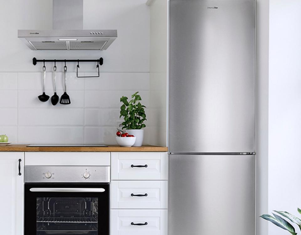 frigorífico nevera horno campana extractora