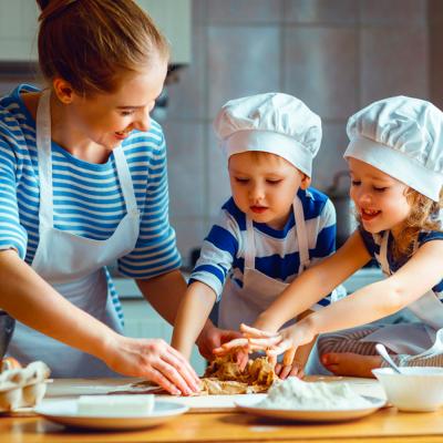 recetas cocina para hacer con niños