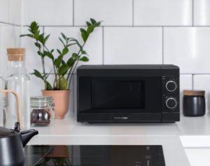 Para qué sirve el grill del microondas
